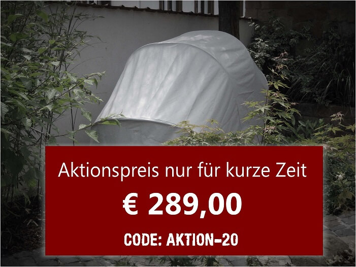 bikehome zum aktionspreis motorrad faltgarage f r den. Black Bedroom Furniture Sets. Home Design Ideas