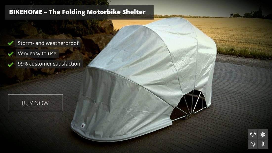 BIKEHOME-Folding-Motorbike-Shelter
