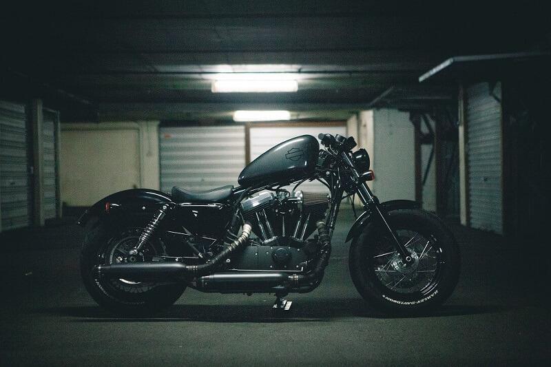 Motorradgarage Wien